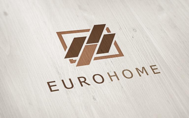 Напольные покрытия. Логотип