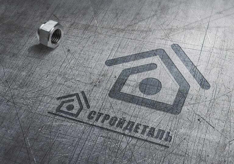 Стройдеталь. Логотип